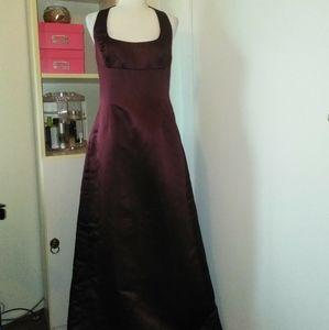 BCBG Halter Gown